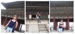 Dokumentasi pribadi/Detail2 ukirannya memang wah, mewah dan sarat dengan seni Korea kuno