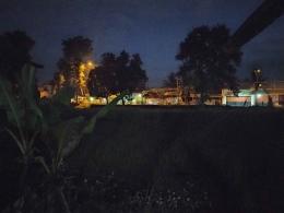 Jl.merdeka raya sadengan-rowotengah sumberbaru/Dokumentasi pribadi