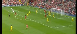 Proses Gol Naby Keita.(Sumber: Youtube.com/LiverpoolFC)
