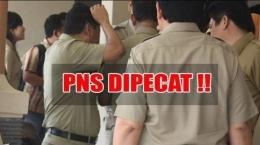 Ilustrasi PNS dipecat (tribunnews.com)