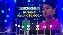 Mikrofon Pelunas Hutang, salah satu acara reality show yang mengeksploitasi kemiskinan   kaskus.co.id
