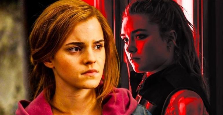 Emma Watson sempat jadi nominasi pemeran Yelena Belova. Sumber : Screenrant