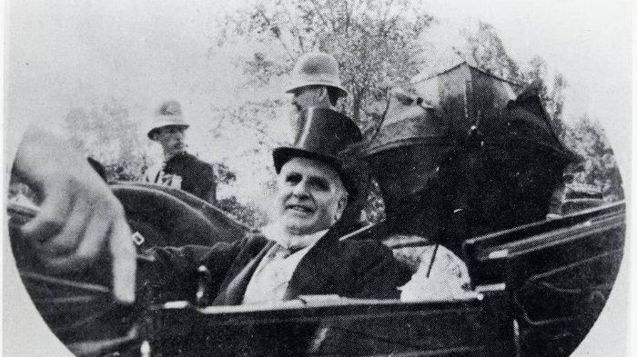 Presiden AS William McKinley Ditembak di Buffalo, New York pada 6 September 1901. Sumber foto: tribunnewswiki.com
