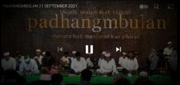 Streaming - Sinau Bareng Padhangmbulan/dokpri