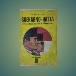 (foto: Buku Soekarno-Hatta, Persamaan Dan Perbedaannya)