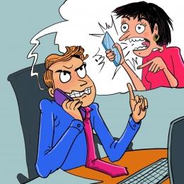 Ngga semua orang setuju dengan komunikasi asertif (sumber foto: Azmi Talib from Pixabay)