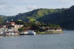 Fasilitas hotel di Parapat (Foto pribadi)