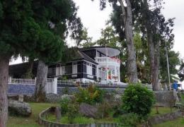 Rumah pengasingan Bung Karno di Parapat (Foto pribadi)