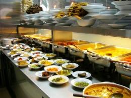 Ilustrasi aneka menu masakan Padang Foto diambil dari bisnisukm.com