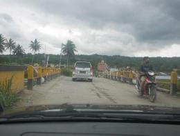 Jembatan Tano Ponggol kini (Foto : Pribadi)