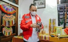 Plt Ketua Umum PSI Giring Ganesha (Instagram.com/giring)