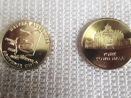 Koin souvenir dari York Canola senilai 2 dolar satunya (Dok Pribadi)
