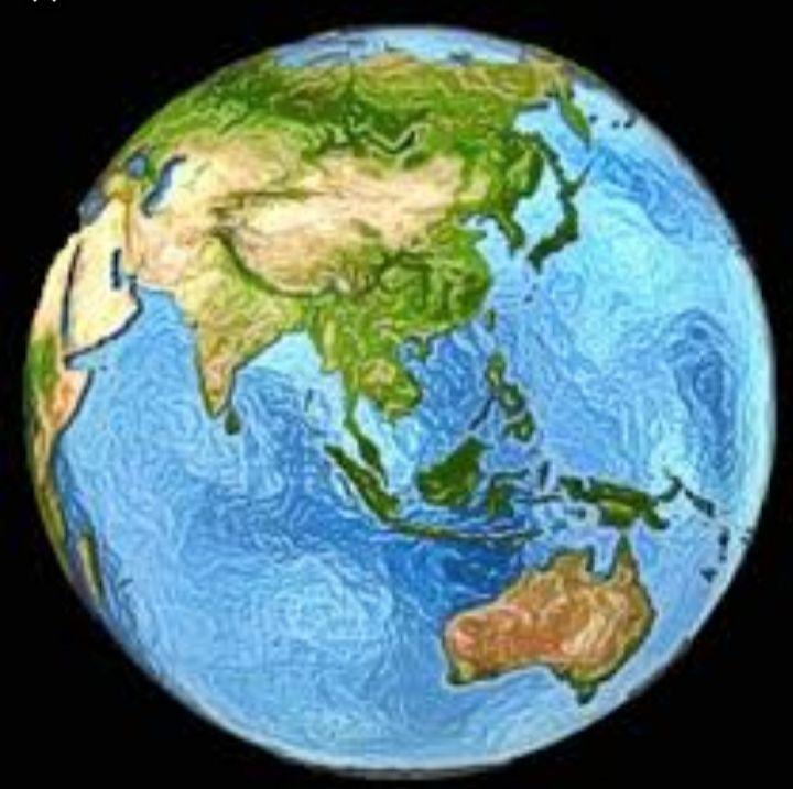 Ilustrasi Bumi. Sumber gambar: pixabay.com