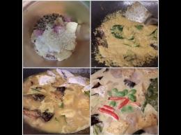 Cara memasak step by step. Gampang dan praktis. | Foto: Wahyu Sapta.