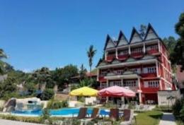 Gambar.pegipegi.com/ Hotel di sekitar Danau Toba untuk penginapan wisatawan