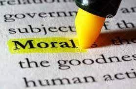Moralitas menjadi kata yang harus diedukasi dalam hidup setiap hari. Foto: https://www.bimakini.com/.