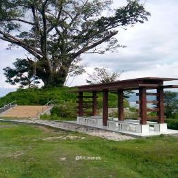Ilustrasi: Hariara Maranak di Desa Urat II (Heritage of Toba) Sumber: dokpri