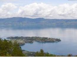 Panorama Danau Toba. Doc KOMPAS.com/Fitri Prawitasari