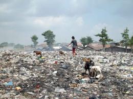 foto. tempat pembuangan sampah/rri.co.id