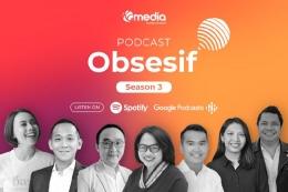 Podcast Obsesif
