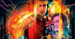 Ilustrasi Shang-Chi and The Legend of The Ten Rings. Sumber : News Akmi