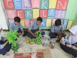 Ilustrasi sekolah yang menyenangkan, Sumber gambar: Liputan 6.com