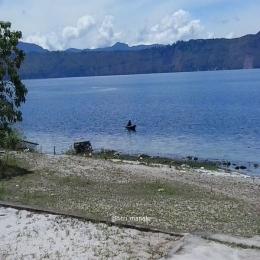 Ilustrasi: Nelayan di Atas Solu (Heritage of Toba) Sumber: dokpri