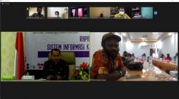 Diskusi dengan DPMK Kab. Dogiyai, Papua. (Dok.Pri)