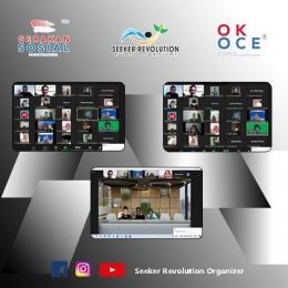 Dok.pri: Virtual Ta'aruf OKOCE #3