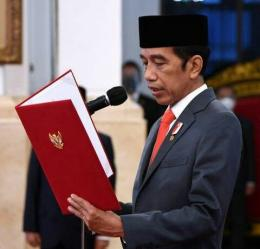 Joko Widodo Presiden Republik Indonesia (Instagram.com/jokowi)