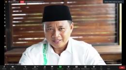 Wakil Gubernur Jawa Barat (KH.Uu Ruzhanul Ulum S.E.,)/dokrpi