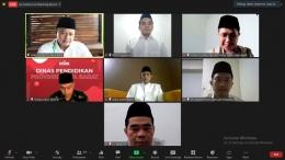 Dokumentasi Kegiatan Diklat Pembina IRMA Jawa Barat Daring Angkatan Ke 2