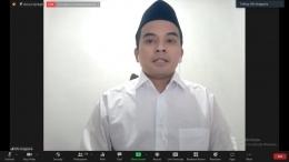 Ketua Panitia Rifa Anggyana S.Pd.,M.M/dokpri