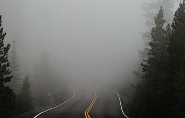 Ilustrasi kabut (sumber: kompas.com)