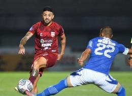 Persib vs Borneo (sportstars.id)