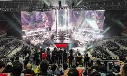 Final League of Legends World Championship di Shanghai, Tiongkok, 2020. Foto: Yang Ruoto/globaltimes.cn