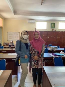 Pelaksanaan KKN Tematik UPI di SMPN 12 Bandung (Dokpri)