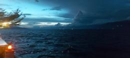 Senja di Danau Toba (Dokpri JBS)