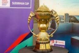 Gambar sportoskezone.com/Trofi Piala Sudirman