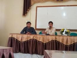 Rapat Formatur Forum Osis Kabupaten Solok (Dokpri)