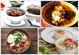 Beberapa varian soto di Indonesia (foto: Shutterstock via travelingyuk.com)