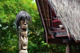 Salah satu bentuk kebudayaan Batak Toba. Gambar: Pixabay.com