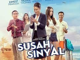 Film Susah Sinyal yang disutradarai Ernest Prakasa. Sumber: hot.detik.com