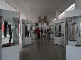 Museum pengenalan adat Batak (sumber : deddyhuang.com)