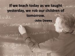 John Dewey (1933)
