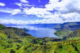 Geopark Danau Toba. (Sumber foto: Indonesia Travel.)