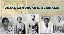 Sebanyak 132 orang yang dikapalkan ke Suriname, ternyata berasal dari Lamongan. Foto: Arsip Nasional Belanda