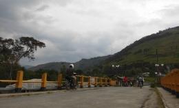 Jembatan Tano Ponggol tahun 2013 (dokumen pribadi)