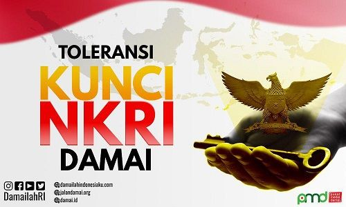 Toleransi - jalandamai.org
