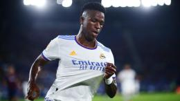 Vinicius Junior, Real Madrid/Sumber: Getty Images via BeinSport
